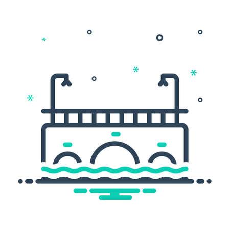 Icon for bridge,viaduct,overpass