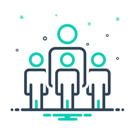 Icon for people,community
