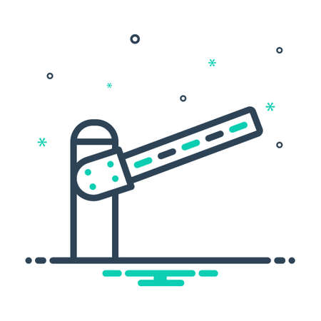 Icon for barrier,hurdle