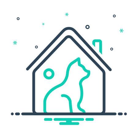 Icon for habitat,domain