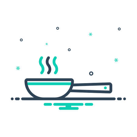 Icon for frying pan