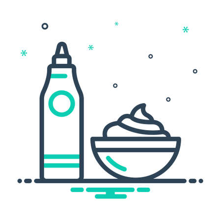 Icon for sauce,ketchup