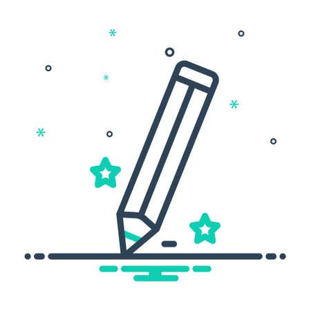Icon for pencil,edit,pen