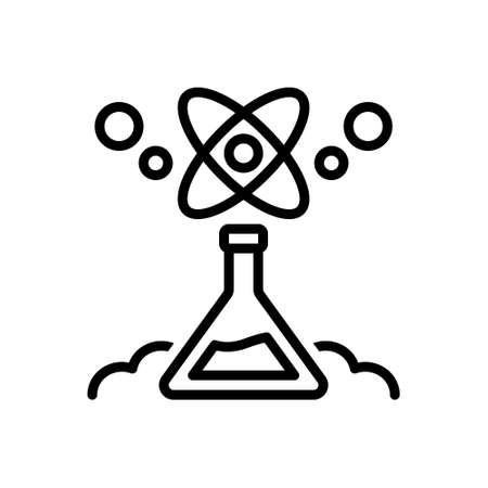 Icon for science,study
