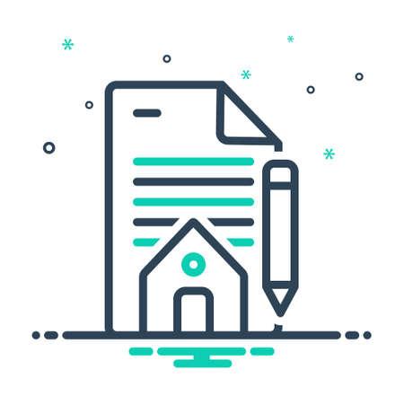 Icon for legacy ,inheritance Vecteurs