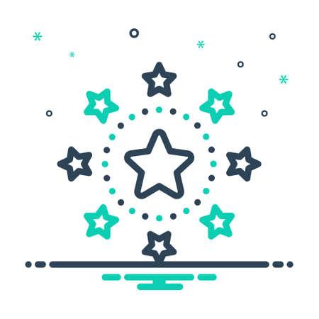 Icon for medium,intermediate