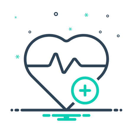 Icon for relief,heart,comfort
