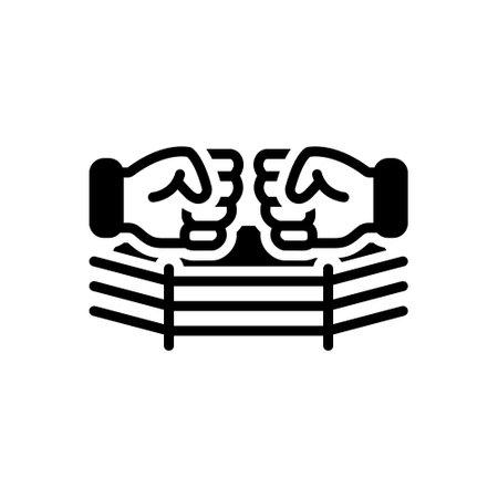 Icon for fight,brawl
