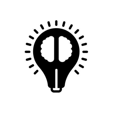 Icon for intelligence,sagacity