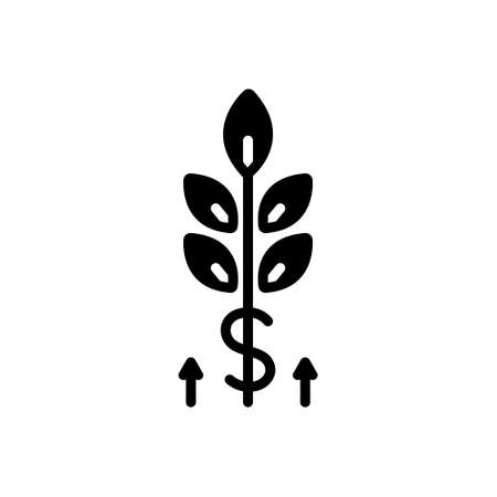Icon for grow,wealth