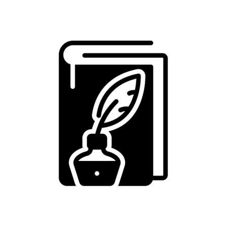 Icon for literature, article