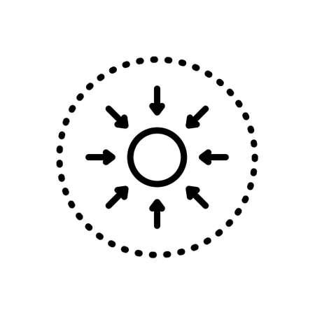 Icon for specific,distinct