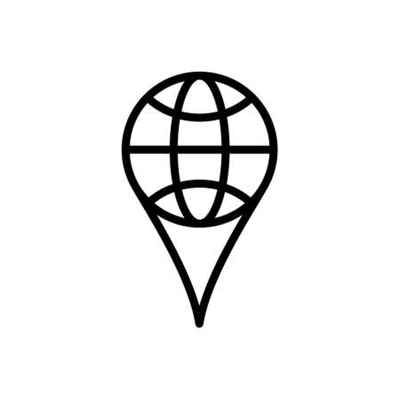 Icon for location,pointer