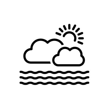 Icon for atmosphere,environment