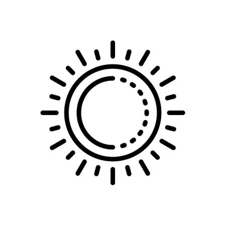 Icon for contrast,brightness