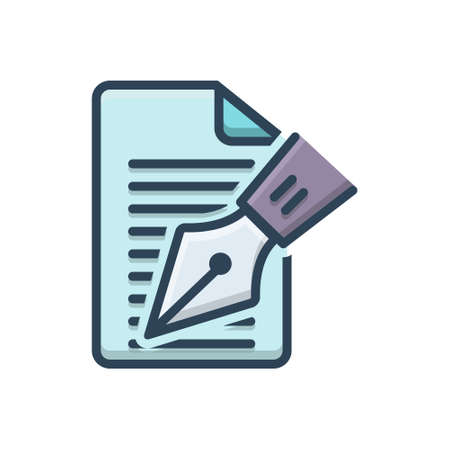 Editorial icon Vectores