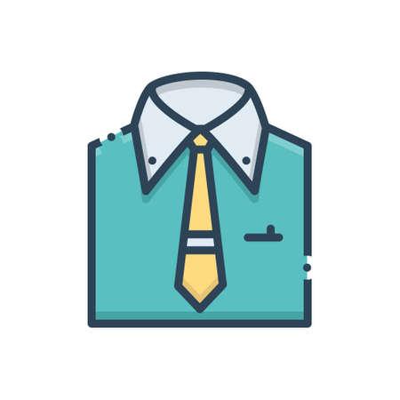 Icon for menswear, shirt