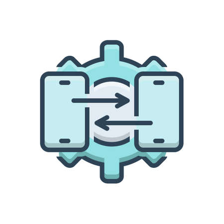 Icon for technical ,support 向量圖像