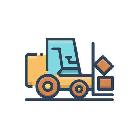 Icon for fork,lift