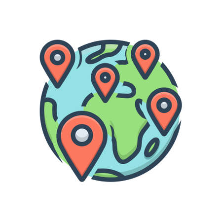 Icon for anywhere,somewhere