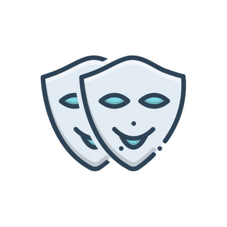 Icon for cosplay mask