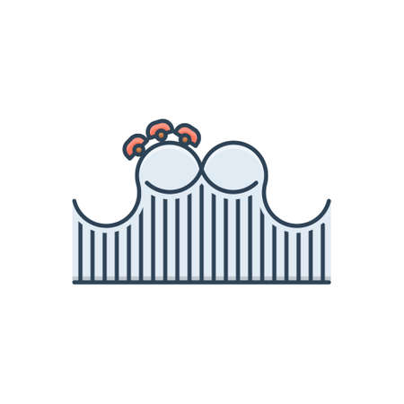 Icon for roller coaster