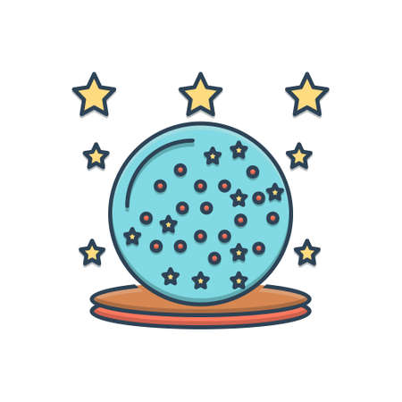 Icon for magic ball