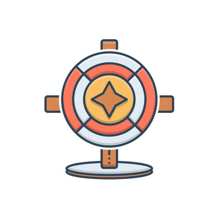 Icon for big six wheel entertainment