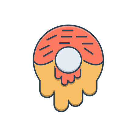 Icon for donuts dessert
