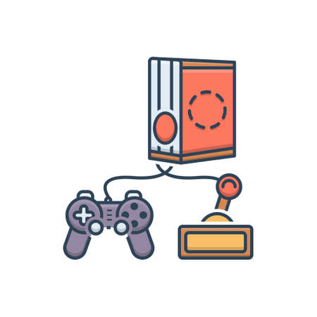 Icon for games console