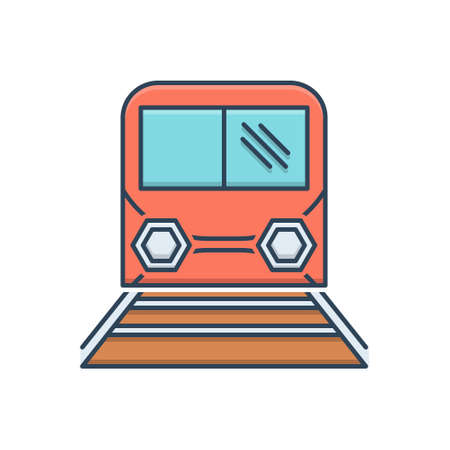 Icon for kids train