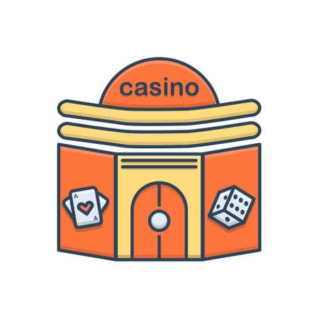 Icon for casino