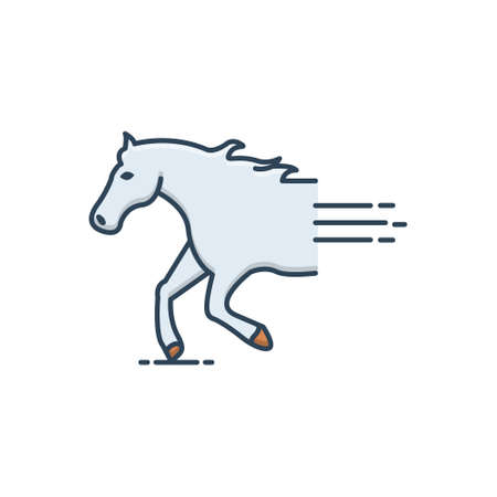 Icon for horse races
