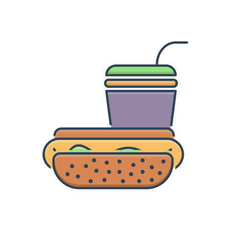 Icon for fast food