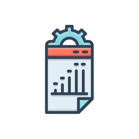 Icon for seo report