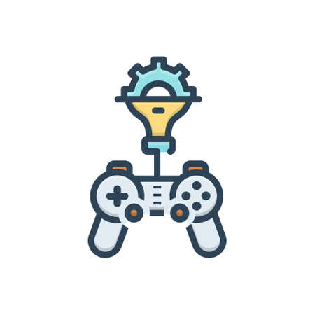 Icon for game developing