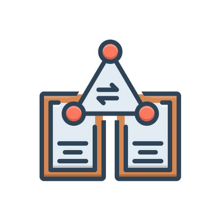 Icon for file sharing