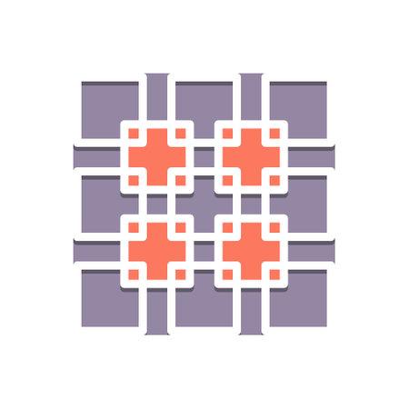 Icon for Join,unite Vektoros illusztráció