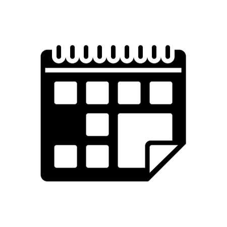 Icon for calendar,almanac