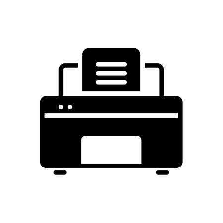Icon for printer,publisher