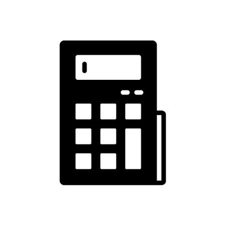 Icon for calculator,accounting