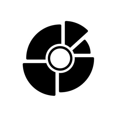 Icon for pie chart,pie,chart
