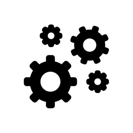 Icon for gears,apparatus,machinery