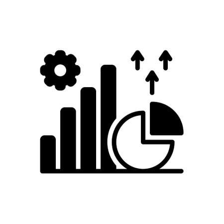 Icon for graphic,descriptive 向量圖像