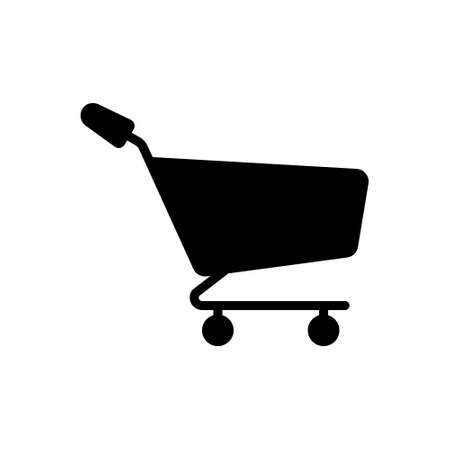 Icon for trolley,shopping