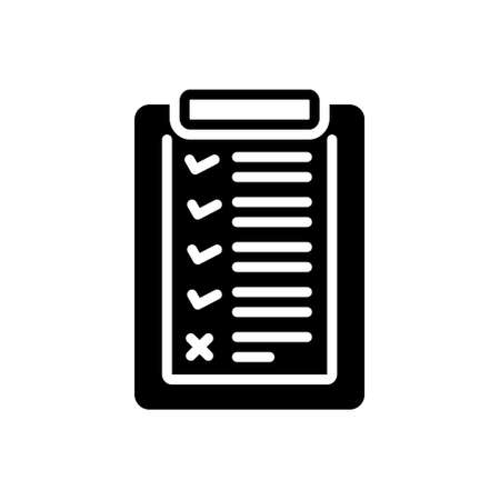 Icon for list,catalog,archive 向量圖像