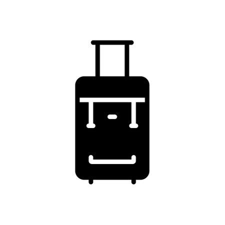 Icon for suitcase,portmanteau