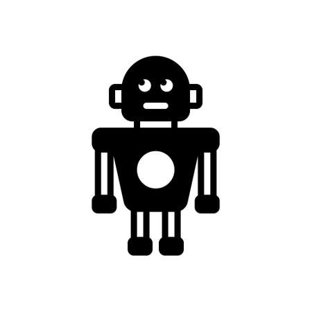 Icon for robot,robotic,automatic