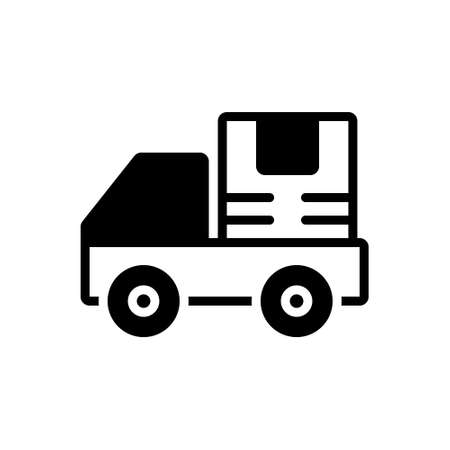Icon for shipping, delivery