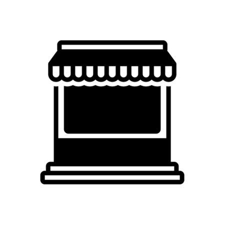 Icon for shop, store